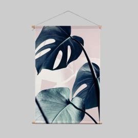 Textielposter - BAJA MONSTERA