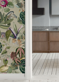 Jungle Wallpaper - BOLD BOTANICS green