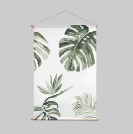 Textile Poster - TROPIC