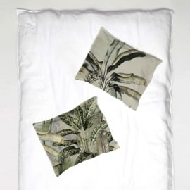 Pillowcase- DREAMY JUNGLE green - 1 cover