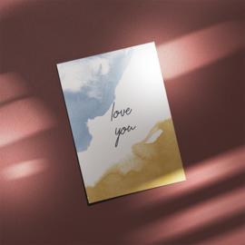 Postcard - ARTY