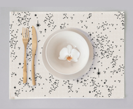 Set van 4 placemats - STAR SKY