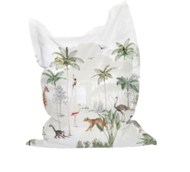 Bean bag WILDLIFE'S PLAYGROUND - suitable for indoor and outdoor use