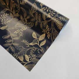 Cadeau papier - Golden twigs