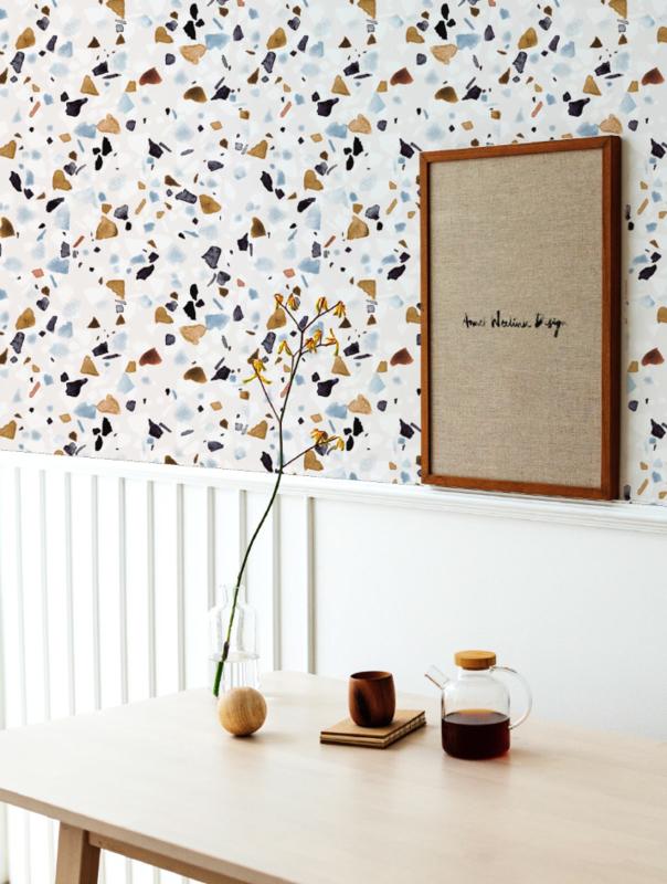 Wallpaper - TERRAZZO