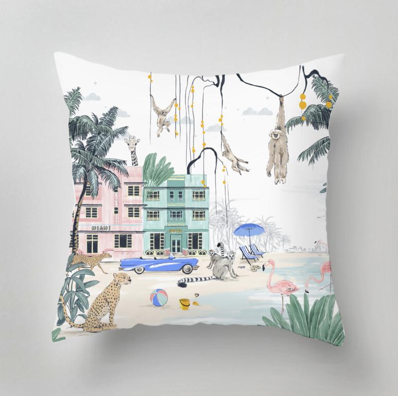 Tuinkussen - Miami Beach
