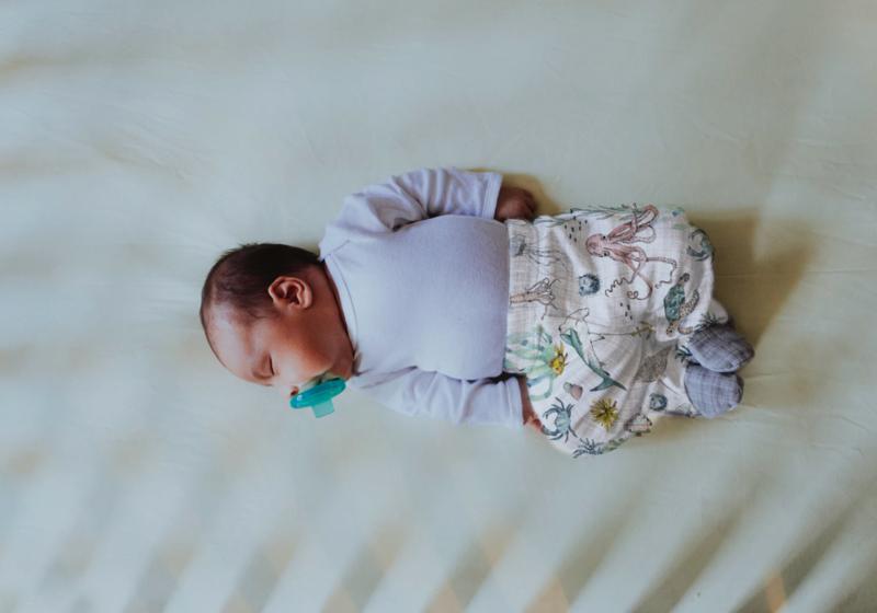 Baby Broekje - Underwater Wonders - newborn