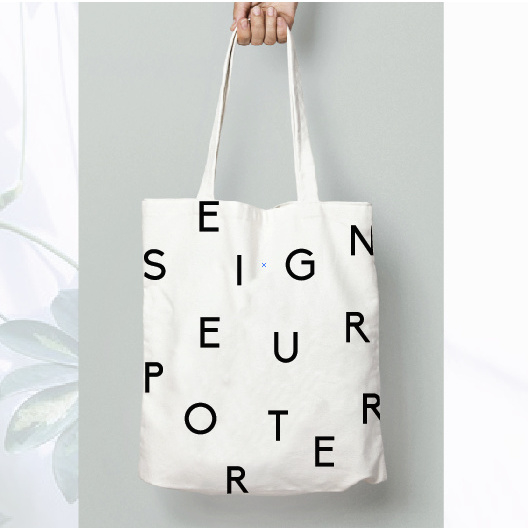 Shopper - Letters