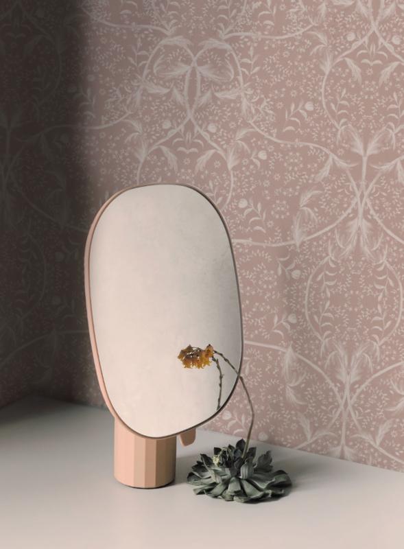 Wallpaper - JULIUS pink