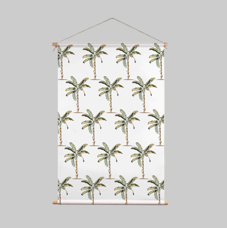 Textielposter - PALMTREE
