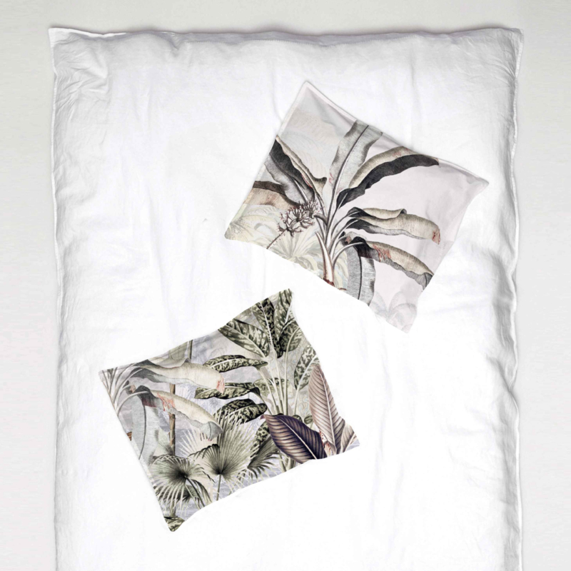 Pillowcase- DREAMY JUNGLE soft - 1 cover