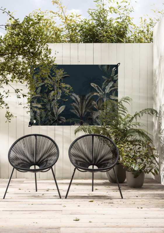 Outdoor Poster DREAMY JUNGLE DARK