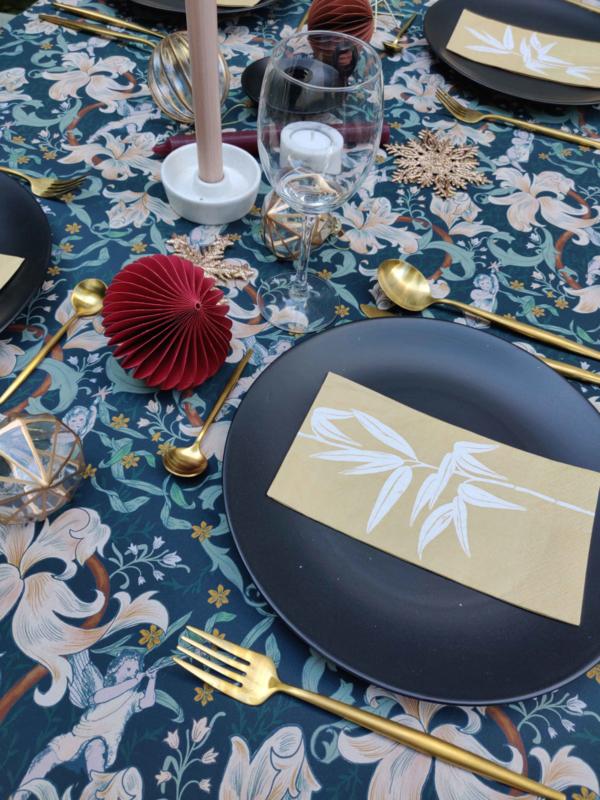 Tablecloth Christmas - GABRIEL dark