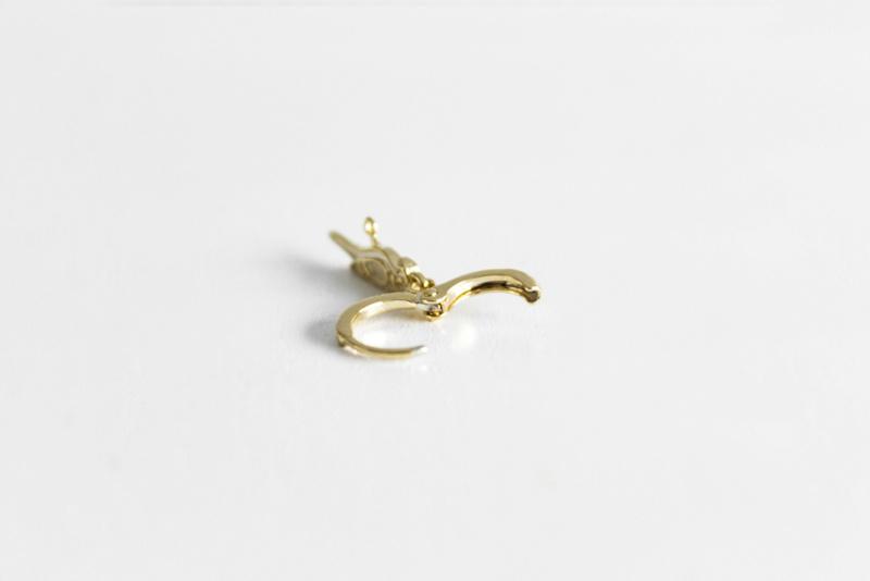 Earrings - MONKEY