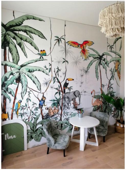 https://www.annetweelinkdesign.com/a-58906495/jungle-behang/jungle-behang-wandgrote-afbeelding-jungle-tonale-kleuren/#description