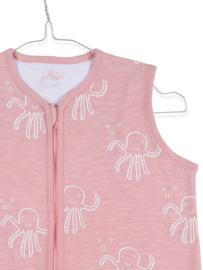 Jollein Slaapzak zomer 70cm Octopus pink