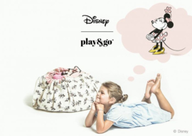 Play & Go Opbergzak Minnie Mouse