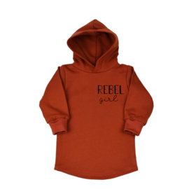 Baggy Hoodie Dress | Rebel Girl