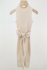 Maxi dress | Beige