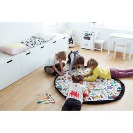 Play & Go Opbergzak inkleurbaar