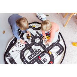 Play & Go Opbergzak Autobaan