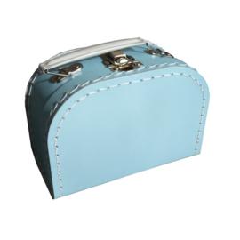 Kinderkoffertje BABYBLAUW 16cm