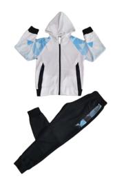 Sporty |White/Blue