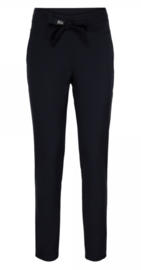 Peppe Pants Navy (travel kwaliteit) Andcowoman