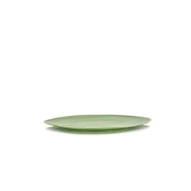 Servies Ra - Plat bordje 17,5 cm Green - Ann Demeulemeester Serax