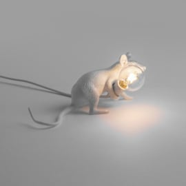 Muis Lamp Lie Down tafellamp - Seletti