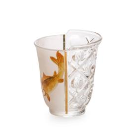 Hybrid servies - Drinkglazen (set van 3) 'Aglaura' - Seletti