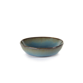 Klein schaaltje 9 cm Smokey Blue - Serax / Anita Le Grelle