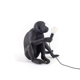 The Monkey Lamp Sitting / Tafellamp - Seletti