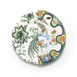 Hybrid servies - Dessertbord 20 cm 'Zoe' - Seletti