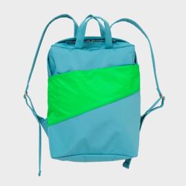The New Backpack Rugzak 'concept & greenscreen' - Susan Bijl