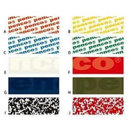 Masking of Marker Tape - Penco / Hightide