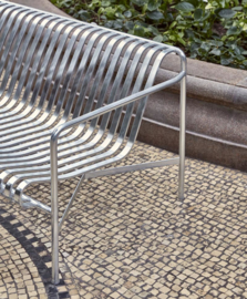 Palissade Chair Hot Galvanised - HAY