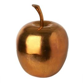 Gouden appel spaarpot / Moneybox Apple gold - Pols Potten