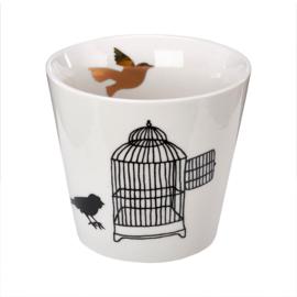Freedom birds beker - Pols Potten