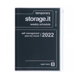 2022 Agenda / Diary A5 Storage it - Mark's Inc.