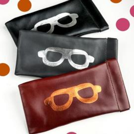 Glasses case / Brillenkoker Goggles - Ark Colour Design