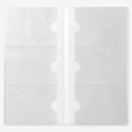 Refill 007 card file (visitekaarthouder) voor Traveler's Notebook - Traveler's Company