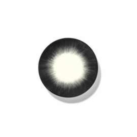 Servies Dé - Schoteltje / bordje 14 cm Off-White/Black var 4 - Ann Demeulemeester Serax