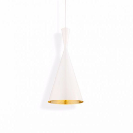 Beat Light Tall hanglamp SHOWROOMMODEL WIT - Tom Dixon