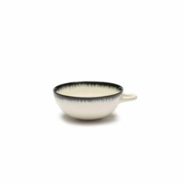 Servies Dé - Espressokop 8 CL Off-White/Black var A - Ann Demeulemeester Serax