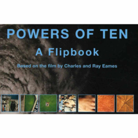Flipbook Charles & Ray Eames: Powers Of Ten