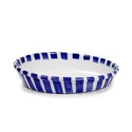 Saladekom indigoblauw Large 'Table Nomade' - Serax / Paola Navone