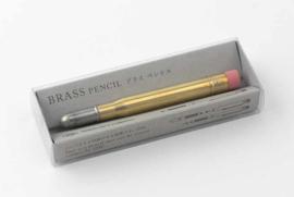 Japanse messing potlood / Brass Pencil - Traveler's Company