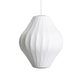 Nelson Pear Crisscross Bubble hanglamp - HAY