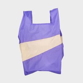Shoppingbag L 'lilac & cees' - Susan Bijl